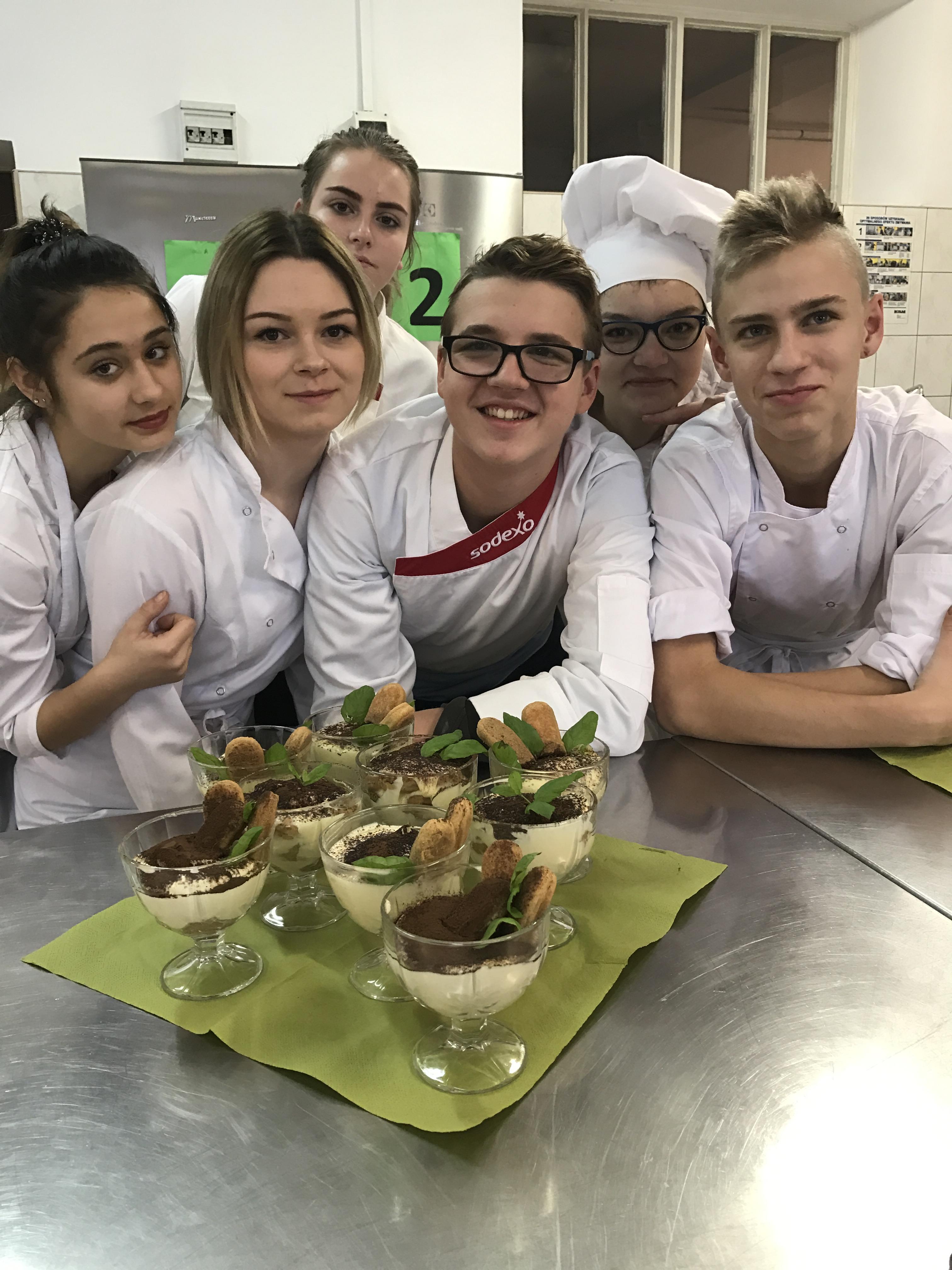 Kuchnia włoska w ZSZ2